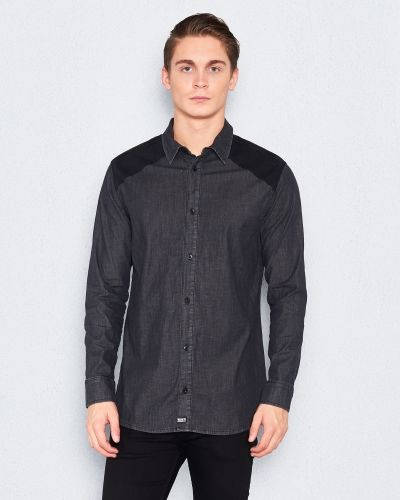 Patrick Denim Shirt William Baxter jeansskjorta till herr.