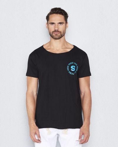 Till herr från Somewear, en blå t-shirts.
