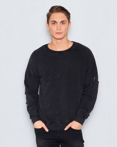 William Baxter Pete Sweater Black