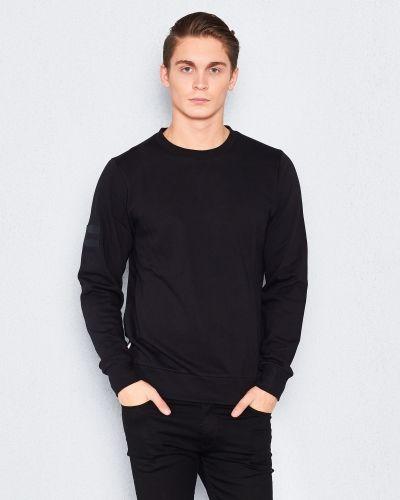 Svart sweatshirts från Mouli till killar.