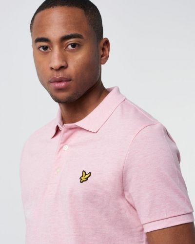 Plain Pique Soft Lyle & Scott piké till herr.