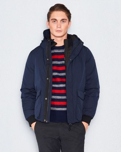 Scotch & Soda Quilted Down Jacket 02 Night