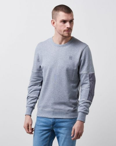 Sweatshirts Rackam Sweat Light Grey från G-Star
