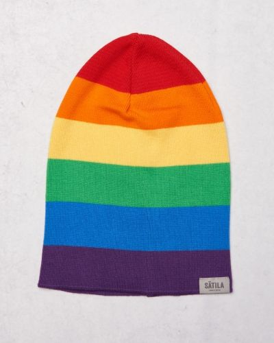 Sätila Rainbow Hat 596 Multi Coloured