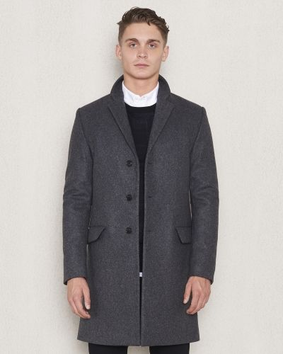 Filippa K Ralph Wool Coat Grey