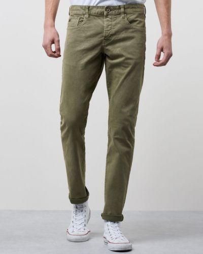 Till herr från Scotch & Soda, en grön blandade jeans.