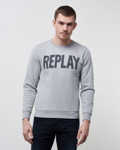 RBJ Printed Sweat Replay sweatshirts till killar.