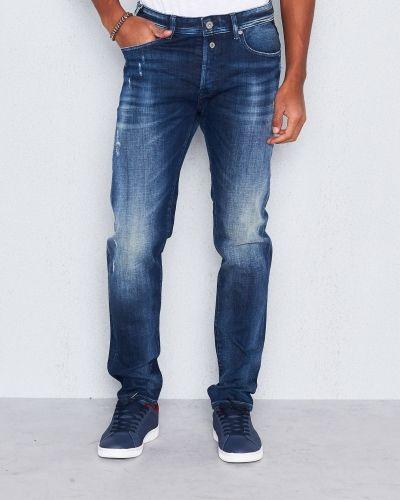 Replay blandade jeans till herr.