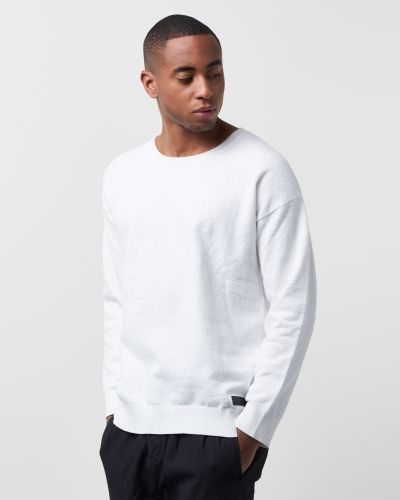 Sweatshirts Reebo 03C White från Tiger of Sweden Jeans
