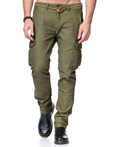 Scotch & Soda Relaxed Cargo Pant 66 Army