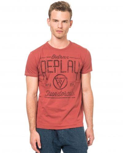 788783fa1d1 Replay - Replay Logo Tee Red. T-shirts ...