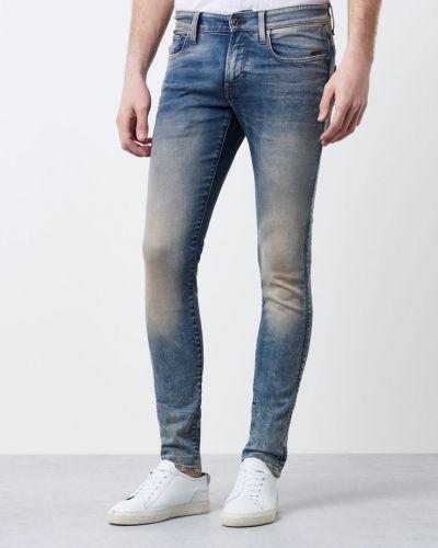 Blandade jeans från G-Star till herr.