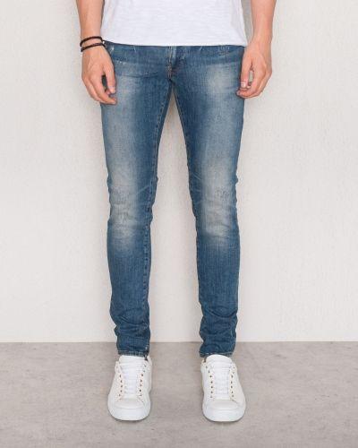 Revend Super Slim Wils Stretch G-Star blandade jeans till herr.