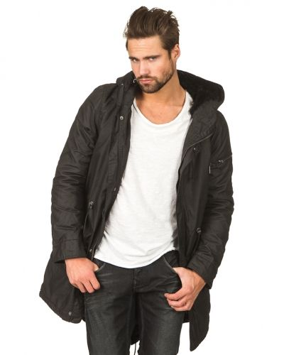 Adrian Hammond Rex Coated Parka