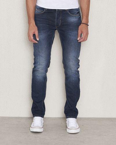 Rey RS0948 Dark Gabba blandade jeans till herr.