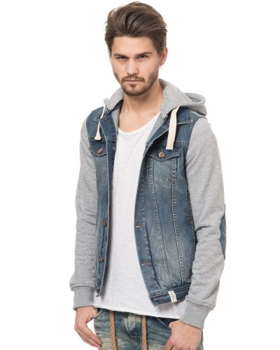 Adrian Hammond Ricardo Denim Jacket Blue