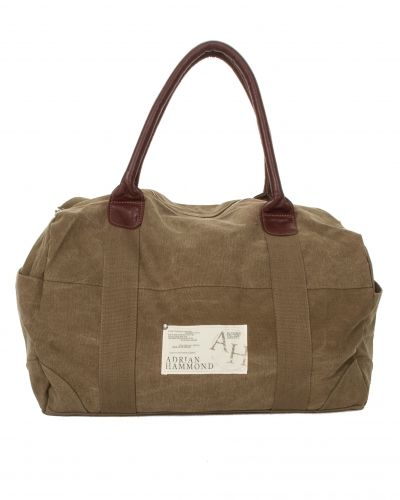 Ricky Washed Bag - Adrian Hammond - Weekendbags