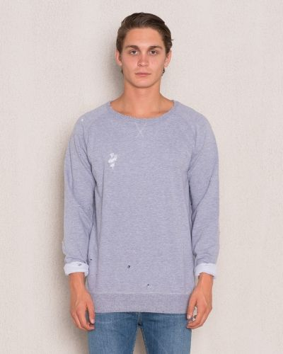 Robbie Sweater Grey William Baxter sweatshirts till killar.