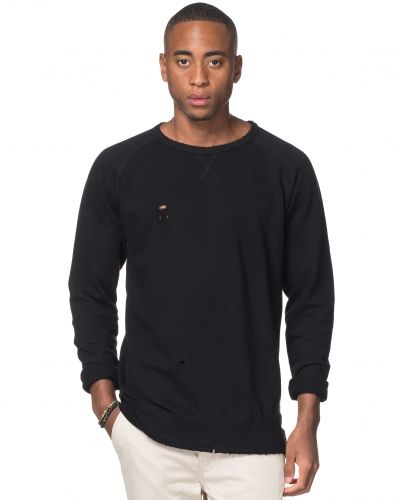 Sweatshirts Robbie Sweater Black från William Baxter
