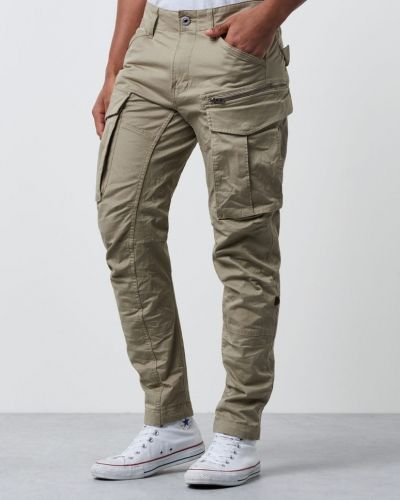 Chinos Rovic Zip 3D Tapered från G-Star