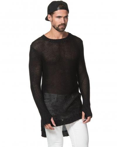 Till herr från Proud Canadian, en svart stickade tröja.