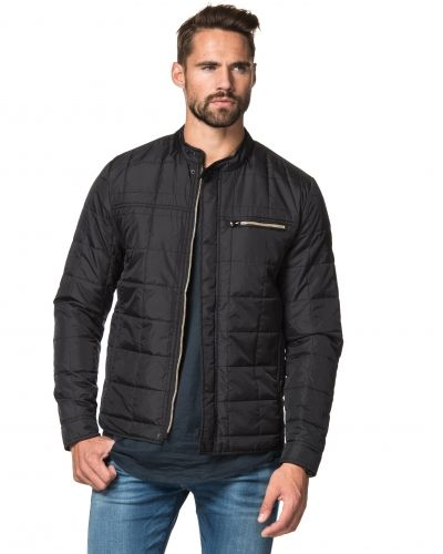 Replay RPL Quilted Black Jacket