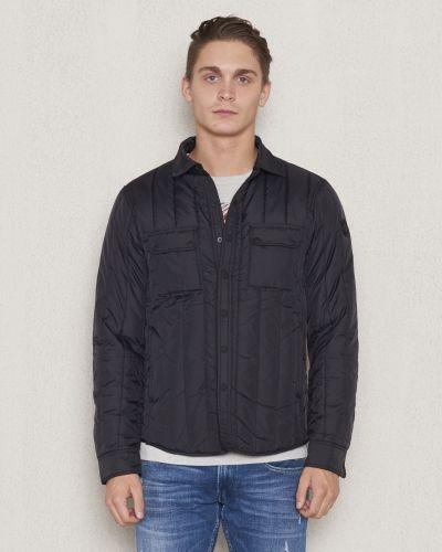 Höst- och vinterjacka RPL Quilted Jacket Black från Replay