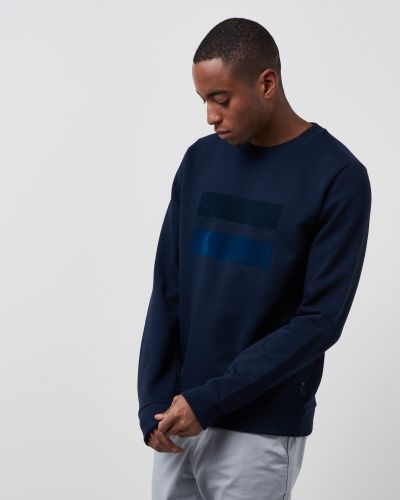 Ruben Sweat Blue Mouli sweatshirts till killar.