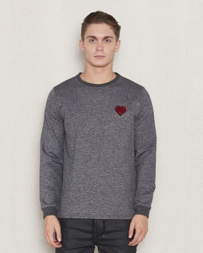 Revolution RVLT Heart Sweat Black