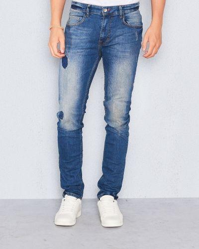 Slim fit jeans från Revolution till herr.