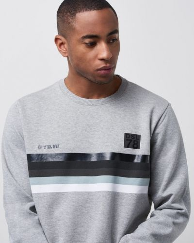 Sweatshirts S - Joe - NA 912 Light Grey från Diesel