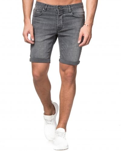 Jeansshorts Samden Shorts 1012 Dark Grey från Minimum