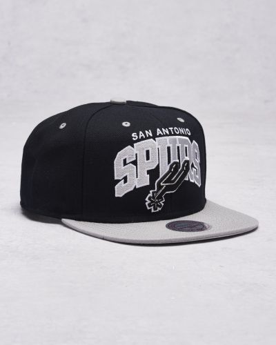 Mitchell & Ness San Antonio Spurs Snapback