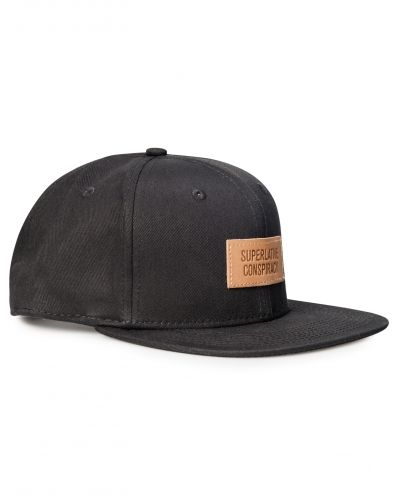WeSC SC Snapback Baseball Cap Black