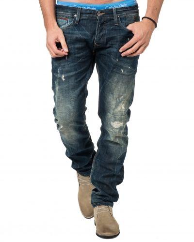 Scanton 459 Chirox Worn Hilfiger Denim blandade jeans till herr.