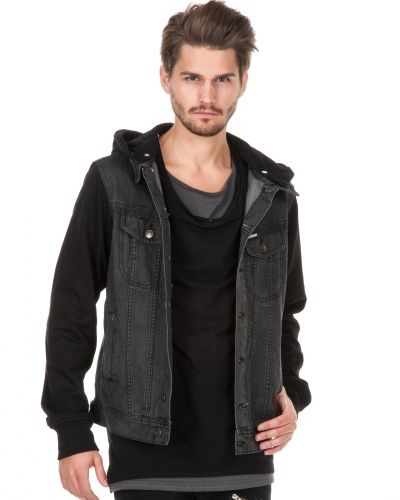 Jeansjacka Sean Penn Worn Black Denim Jacket från Somewear