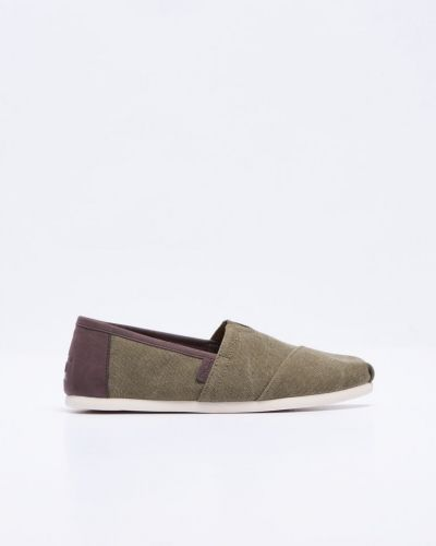 TOMS Seasonal Classice Washed Canvas W / Trim