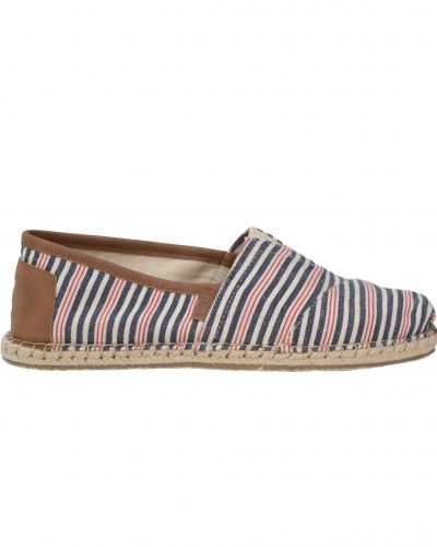 TOMS Sensional Classics Navy / Red