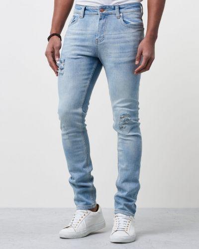 Till herr från Just Junkies, en blå blandade jeans.