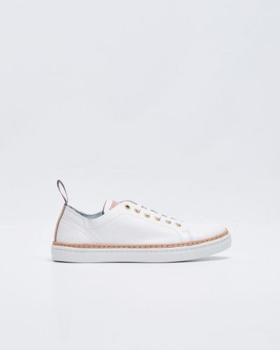 Silvermine Leather Sneaky Steve sneakers till herr.