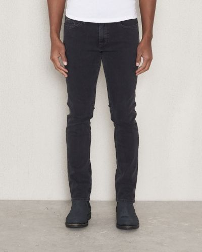 Skinny Graphite Calvin Klein Jeans slim fit jeans till herr.