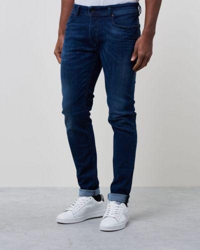 Sleenker 0679K Diesel blandade jeans till herr.