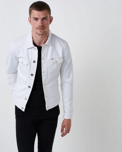 Slim Denim Jacket Wrangler jeansjacka till herr.