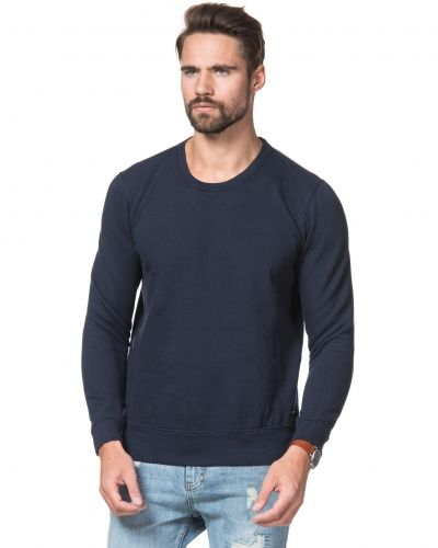 Sweatshirts Smith Sweater Navy från Dr.Denim