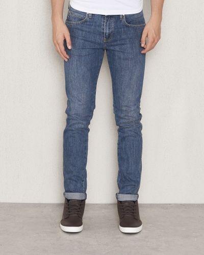 Snap 90-s Mid Dr.Denim jeans till herr.
