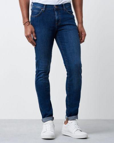Snap Organic Mid Dr.Denim jeans till herr.