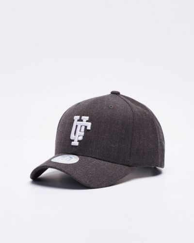 UpFront Spinback Cap 0025 Dark Grey Mel