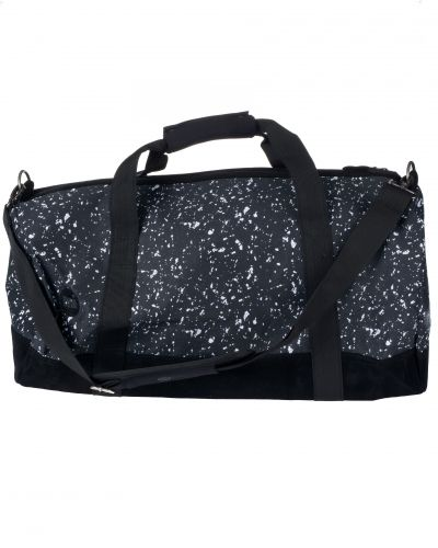 Mi-Pac Splattered Duffel A07 Black/White