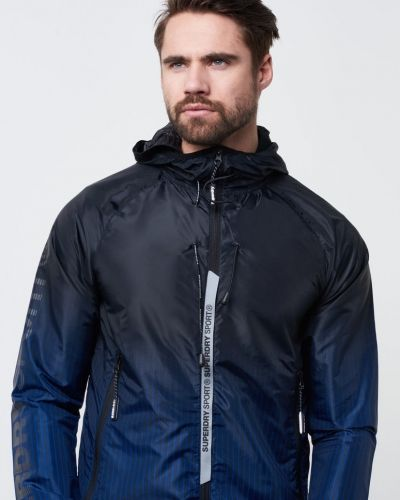 Sports Active Core Cagule ZZp Dissolve Superdry Sport träningsjacka till herr.