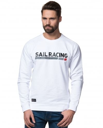Sail Racing SR Sweater White